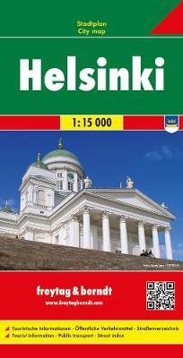 Helsinki: FBC.535 - City Map (Sheet map, folded)