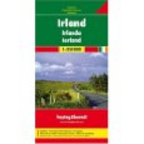 Ireland 2011 (Sheet map, folded)
