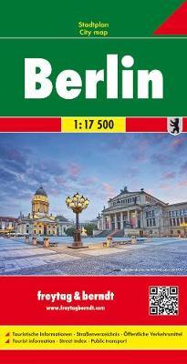 Berlin: FBC.508 - City Map (Sheet map, folded)