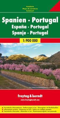 Spain - Portugal: FB.S0001 - Road Maps (Sheet map, folded)