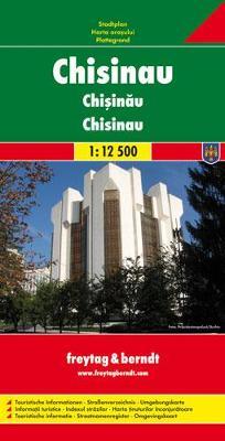 Chisinau (Moldave): FBC.5207 (Sheet map, folded)