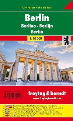 Berlin: FBCP.080 (Sheet map, folded)