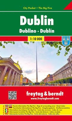 Dublin: FBCP.180 (Sheet map, folded)