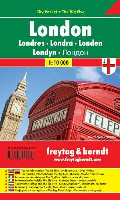 London: FBCP.460 (Sheet map, folded)