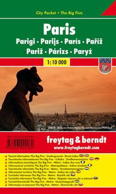 Paris: FBCP.580 (Sheet map, folded)