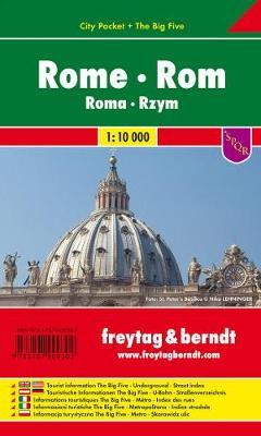 Rome: FBCP.640 (Sheet map, folded)