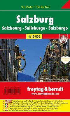 Salzburg: FBCP.660 (Sheet map, folded)