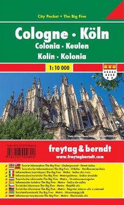 Cologne: FBCP.320 (Sheet map, folded)