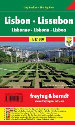 Lisbon: FBCP.400 (Sheet map, folded)
