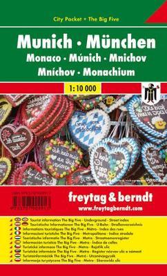 Munich: FBCP.520 (Sheet map, folded)