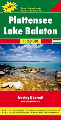 Balaton 2011 (Sheet map, folded)