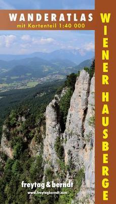 Wiener Hausberge Wanderatlas: FBW.WAHB13 (Sheet map)