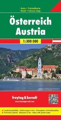 Austria East: FB.O710O (Sheet map, folded)