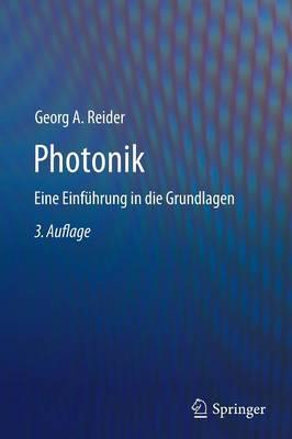 Photonik: Eine Einf�hrung in Die Grundlagen (Paperback)
