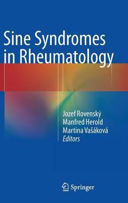 Sine Syndromes in Rheumatology (Hardback)