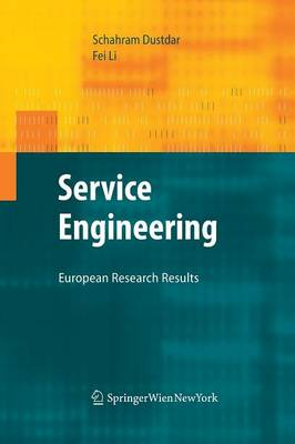 Service Engineering: European Research Results (Paperback)