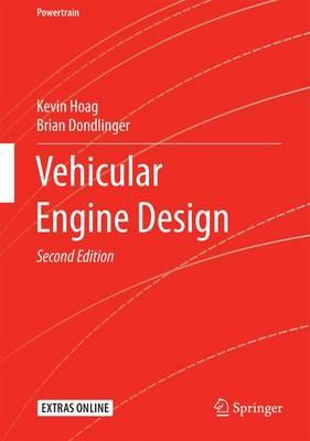 Vehicular Engine Design - Powertrain (Hardback)