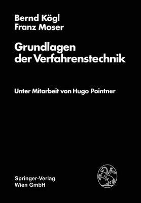 Grundlagen Der Verfahrenstechnik (Paperback)