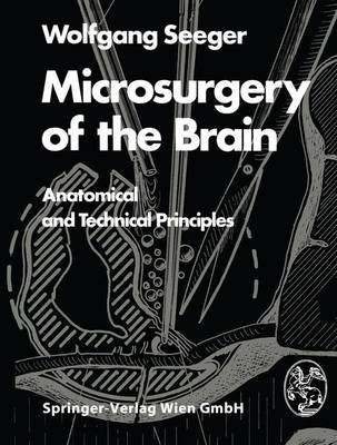 Microsurgery of the Brain: Anatomical and Technical Principles (Paperback)