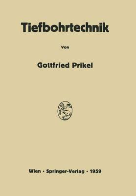 Tiefbohrtechnik (Paperback)