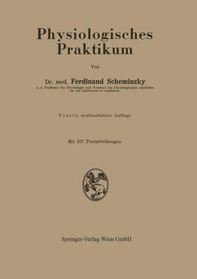 Physiologisches Praktikum (Paperback)