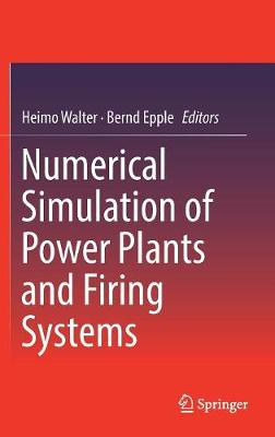 Numerical Simulation of Power Plants and Firing Systems (Hardback)