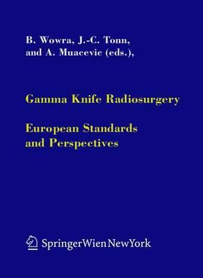 Gamma Knife Radiosurgery: European Standards and Perspectives - Acta Neurochirurgica Supplement 91 (Paperback)