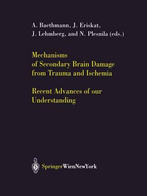 Mechanisms of Secondary Brain Damage from Trauma and Ischemia: Recent Advances of our Understanding - Acta Neurochirurgica Supplement 89 (Paperback)