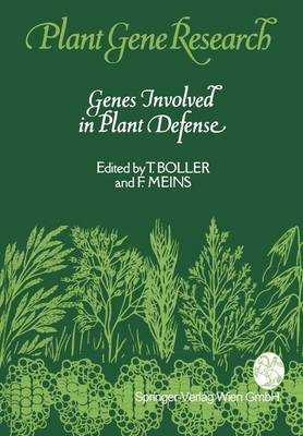 Genes Involved in Plant Defense - Plant Gene Research (Paperback)