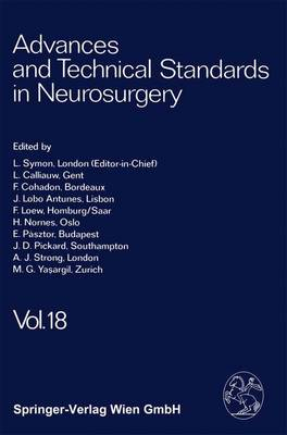 Advances and Technical Standards in Neurosurgery - Advances and Technical Standards in Neurosurgery 11 (Paperback)