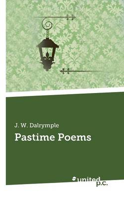 Pastime Poems (Paperback)