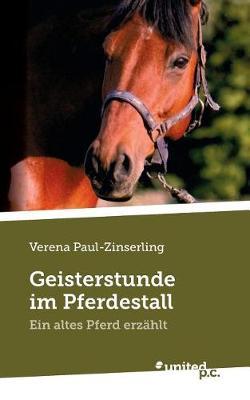 Geisterstunde Im Pferdestall (Paperback)