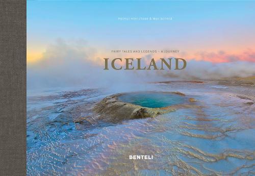 Iceland: Fairy Tales & Legends: A Journey (Hardback)