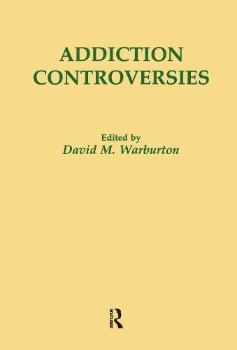 Addiction Controversies (Paperback)