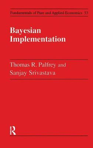 Bayesian Implementation (Paperback)