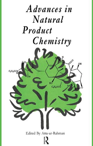 Advances In Natural Product Ch (Hardback)