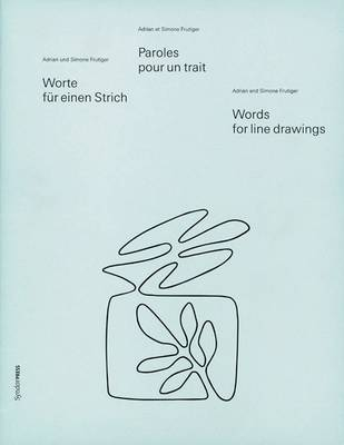 Words for Line Drawings (Hardback)