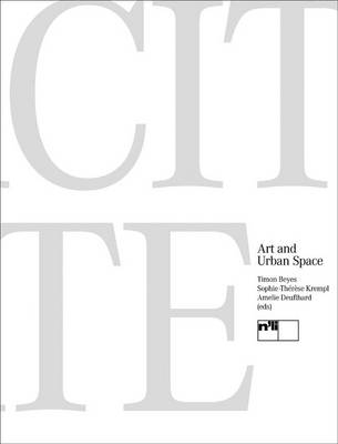 ParCITYpate: Art and Urban Space (Paperback)