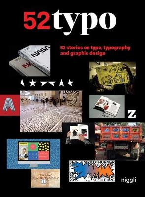 52 Typo: 52 stories on type, typography and graphic design (Paperback)