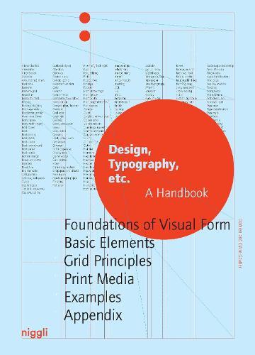 Design, Typography etc: A Handbook (Hardback)