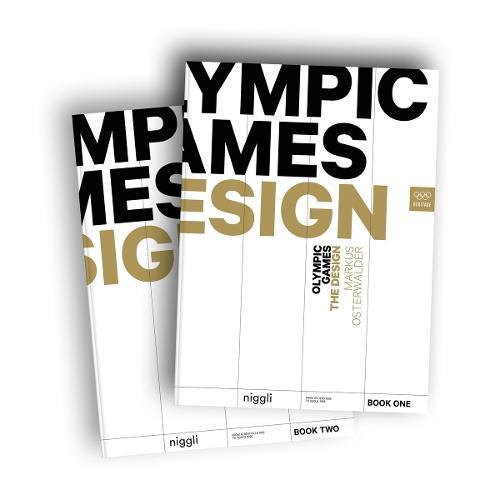 Olympic Games: The Design (Hardback)