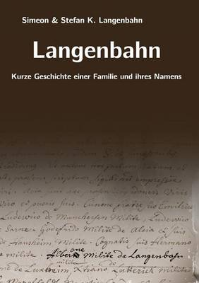 Langenbahn (Paperback)