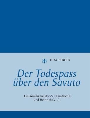 Der Todespass Uber Den Savuto (Paperback)