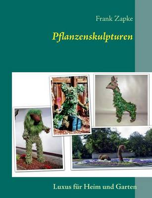 Pflanzenskulpturen (Paperback)