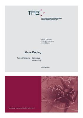 Gene Doping (Paperback)