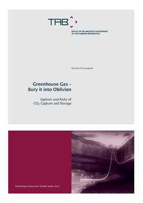 Greenhouse Gas - Bury It Into Oblivion (Paperback)
