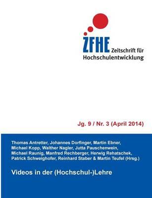 Videos in Der (Hochschul-)Lehre (Paperback)