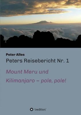 Peters Reisebericht NR. 1 (Paperback)