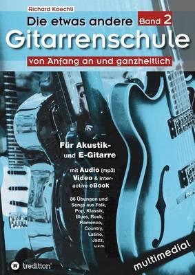 Die Etwas Andere Gitarrenschule (Band 2) (Paperback)