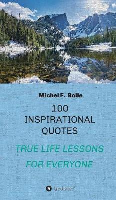 100 Inspirational Quotes (Hardback)